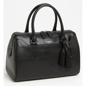Authenticated Coach Legacy Haley Satchel